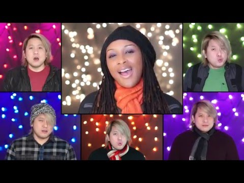 Donny Hathaway - This Christmas ft. Kenya Hathaway - a cappella arrangement by Lenny Wee