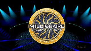 Who Wants To Be a Millionaire? Special Editions - Do I Know My Video Games?