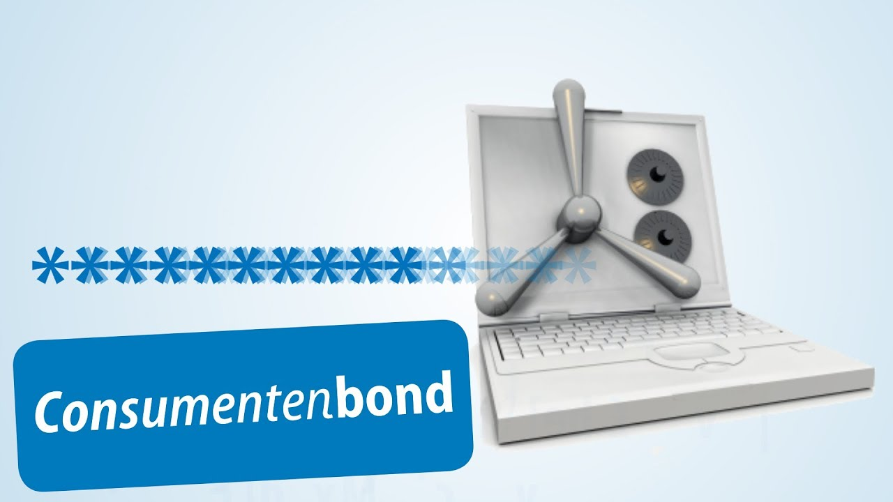 Wachtwoordmanagers - Tips (Consumentenbond) - YouTube