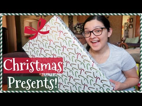 Wrap Christmas presents with ME! | December 11, 2017