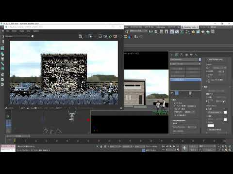 3ds Max × ビジュアライゼーション 第6回:フィジカルカメラとV-Rayカメラ 2