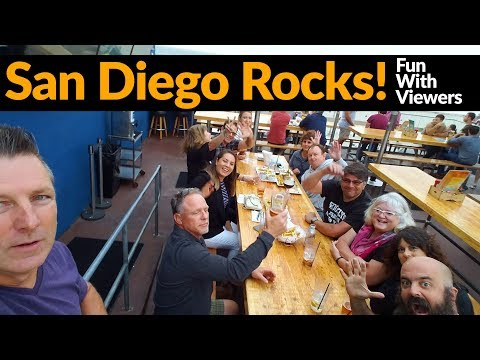 Motorhome RV Living | San Diego's Campland By The Bay & More