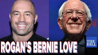Panel reacts to SJW freakout of Rogan Bernie support