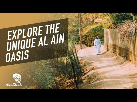 Al Ain Oasis - The UAE's first UNESCO World Heritage Site