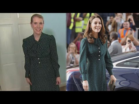 Psychiatrist Tries to Channel Kate Middleton's Wardrobe