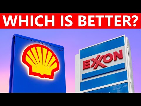 Shell vs Exxon - Which One is Better?