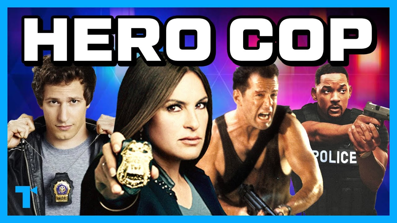 The Hero Cop Trope - A Controversial History