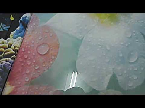 Скинали стеклянный фартук для кухни с фотопечатью в