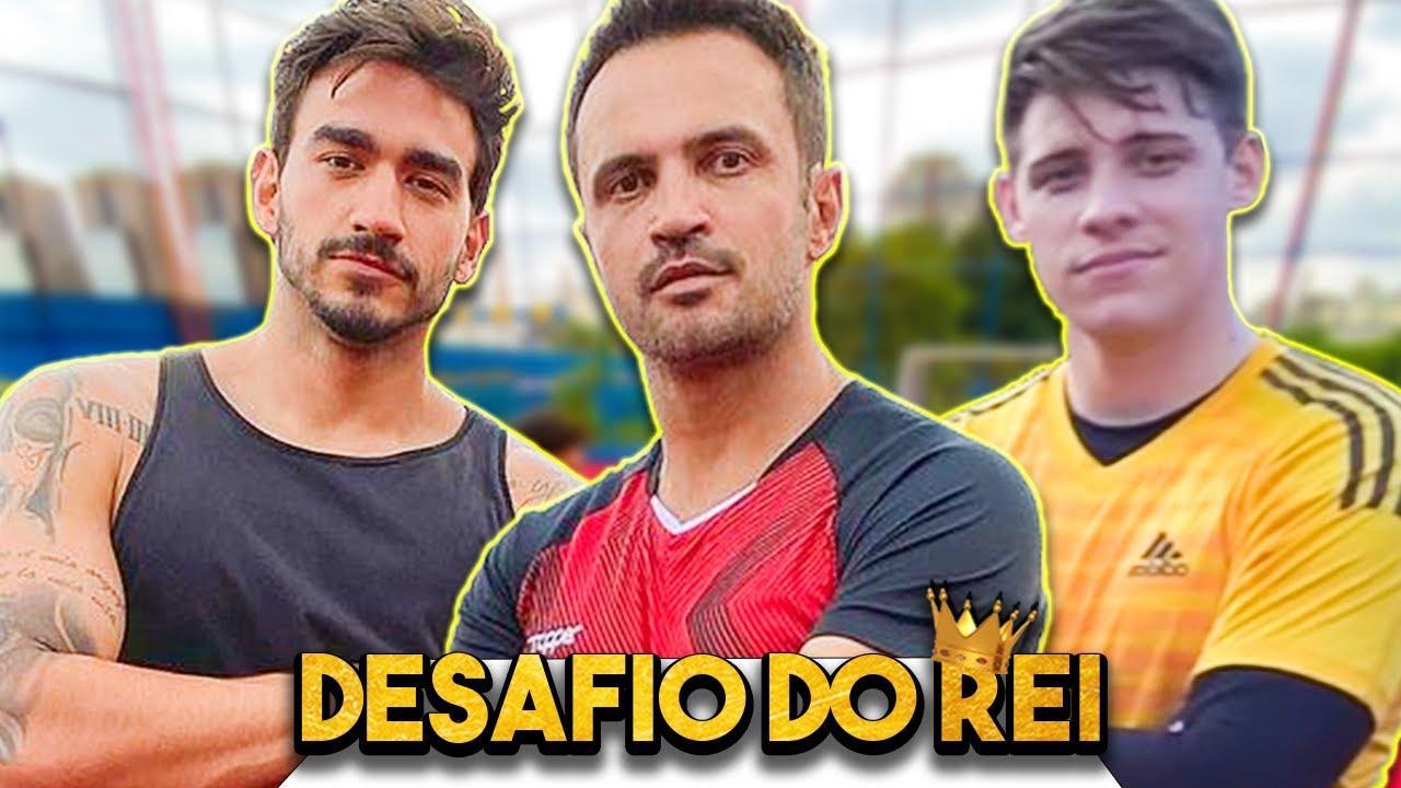Ex-BBB ft. Igor Rezende no desafio do Rei - Quem levou a melhor?