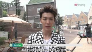 [JHH][Vietsub] Pop in Seoul - Super Junior Magic making MV