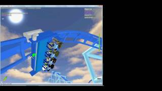 ROBLOX, Manta 1st Ride! First Vid! Mad By StarMarine614