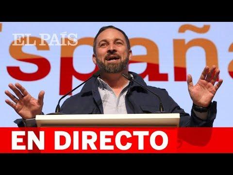 DIRECTO VOX  Sigue el CIERRE DE CAMPAÑA de ABASCAL en Madrid
