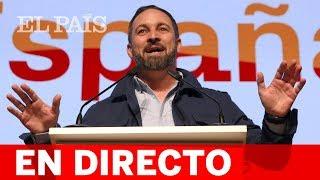 DIRECTO VOX | Sigue el CIERRE DE CAMPAÑA de ABASCAL en Madrid