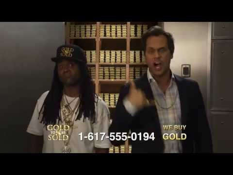 Todd Stashwick - The Gold Job