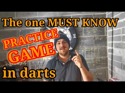 DARTS MUST KNOW