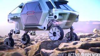 Al Ces di Las Vegas Hyundai presenta l'auto che cammina
