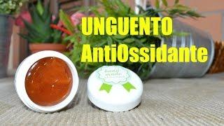 UNGUENTO antiossidante fai da te! rimedio contro le scottature(Questo prodotto è stato realizzato con materie prime forniteci da Farmacia del Borrello http://eshop.farmaciadelborrello.it/, 2015-06-12T21:12:06.000Z)