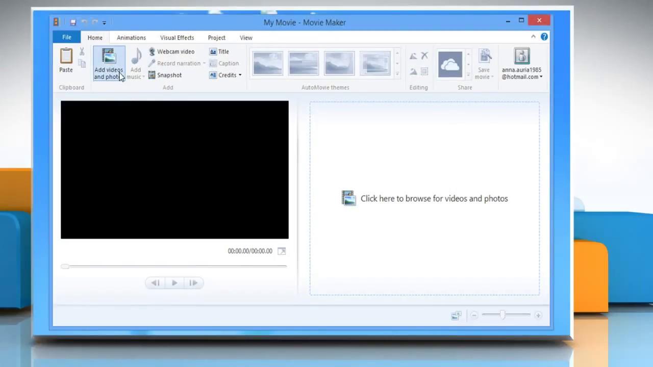movie maker film auf dvd brennen windows 10