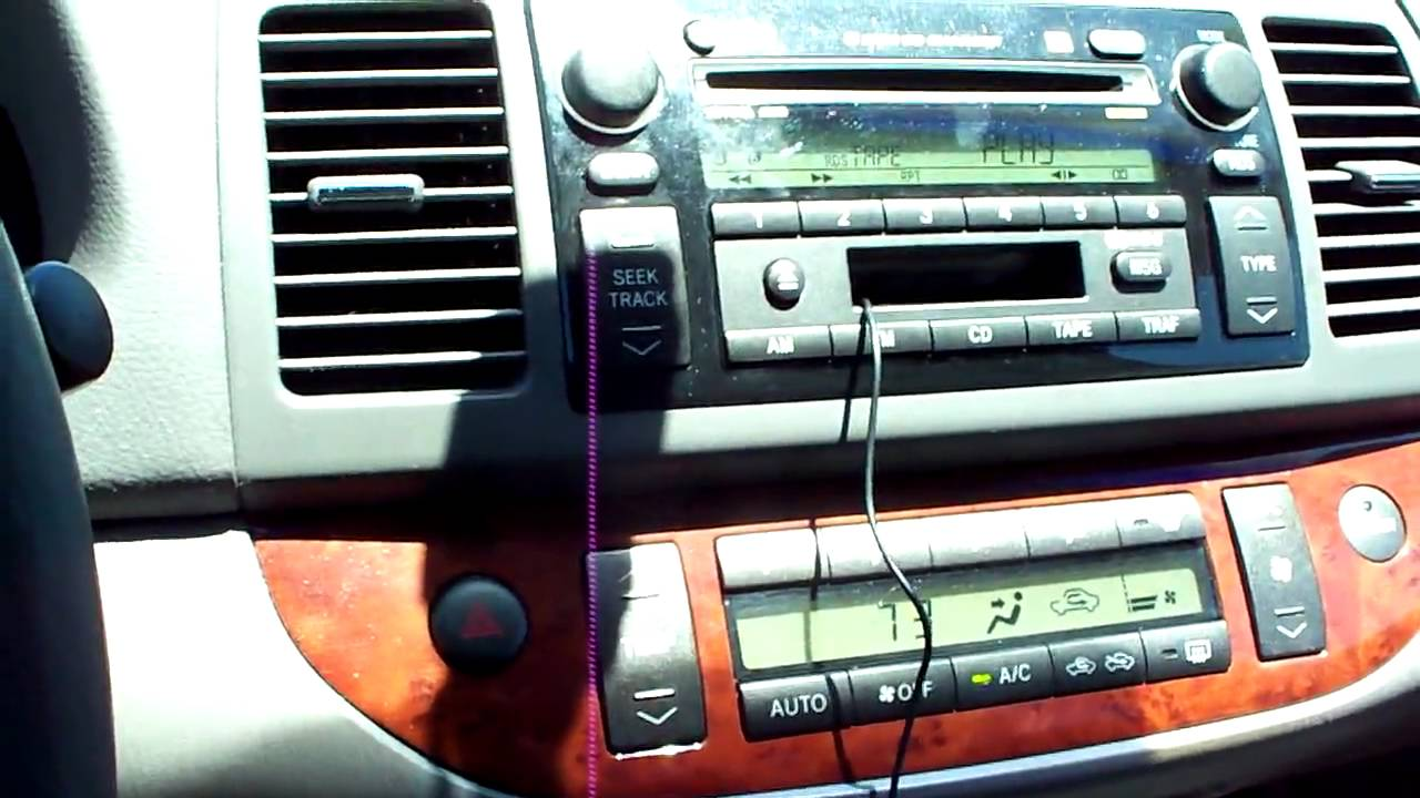 2004 camry xle v6 interior tour and sound system by jbl youtube 2004 camry xle v6 interior tour and