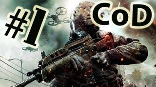Прохождение CoD Black Ops 2 - часть 1 (Война)