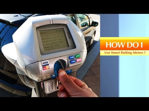 How Do I? Use Smart Parking Meters