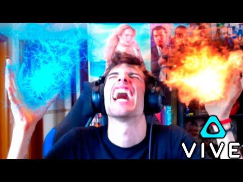 LA MAGIA EN MIS MANOS !! HTC VIVE Makiman