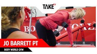 Jo Barrett Personal Training - Body World Gym