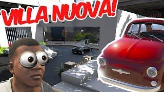 GTA 5 Tour Della CASA NUOVA!