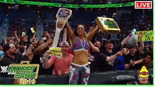 WWE Money in the Bank 2019 PPV LIVE Full Show Review & Highlights thumbnail