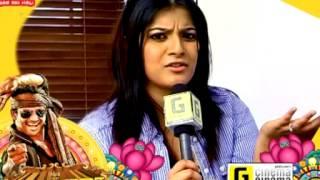 Madha Gaja Raja Special - Varalakshmi Sarathkumar