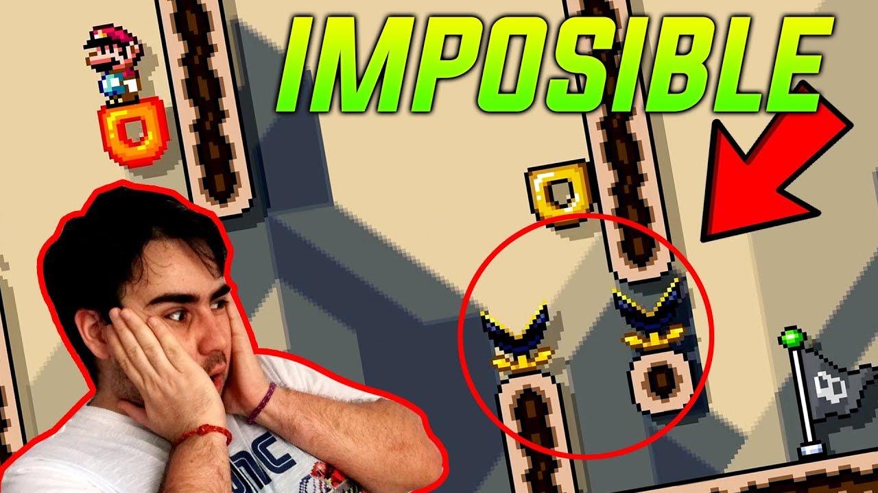 Download 🔴 Desafiamos los niveles de REVOLV 🔴 | Super Mario Maker 2 (SMM2)