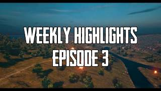 PUBG Xbox One | Weekly Highlights: Episode 3