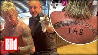 Bert Wollersheim streicht Sophia durch! - Tattoo-Update nach Trennung
