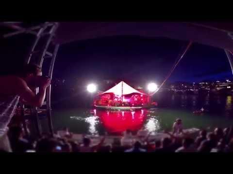 Brandhärd Live im Fluss Basel 2016