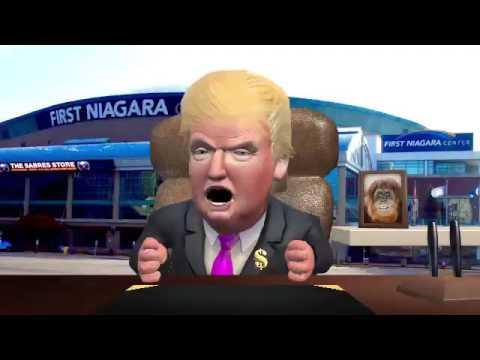 Donald Trump Rally Buffalo, NY 4-18-2016