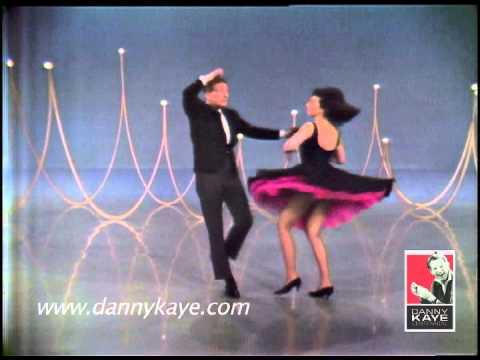 Danny Kaye & Liza Minelli on the Danny Kaye Show 1966