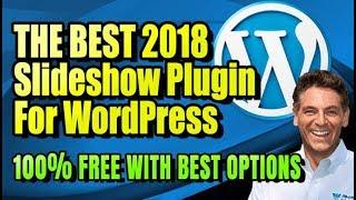 The Best WordPress Slider Plugin for 2018