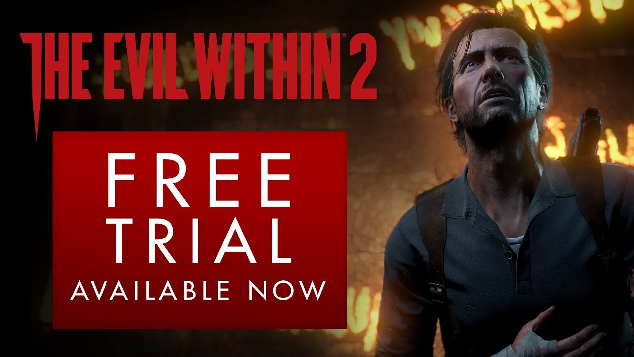 The Evil Within 2 трейлер игры