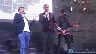 Камеди Клаб спели песню Твери