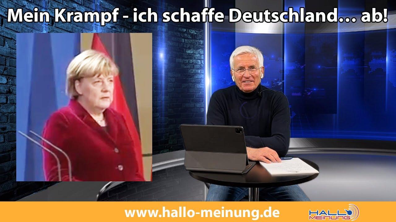 Mein Krampf - ich schaffe Deutschland… ab!