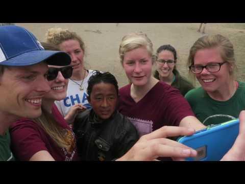 SCM 1.7: football, frisbee, and feeding outreach