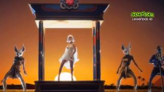 Repeat youtube video Dark Horse-Katy Perry official music video with lyrics