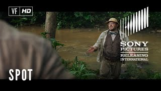 Jumanji : Bienvenue dans la Jungle - TV Spot Worlds Apart 20