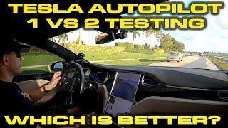 Autopilot 1 Vs 2 Battle & 3D MAXpider Kagu Floor Mats Review