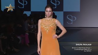 SHILPA PANJABI Brand Collections' Show 1 Centrestage Elites 2016 By HKTDC | From The Runway