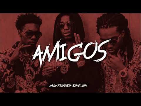 Trap Rap Beat Instrumental ''AMIGOS'' (prod. Profetesa) [Migos Type Beat]