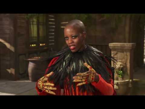 FLORENCE KASUMBA EMERALD CITY SERIES PREMIERE
