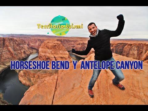 HORSESHOE BEND y ANTELOPE CANYON - Costa Oeste Estados Unidos