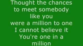 Hannah Montana - One In A Million (Karaoke)