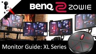 Comparison: BenQ ZOWIE XL2540 XL2735 XL2730 XL2430 Review Guide
